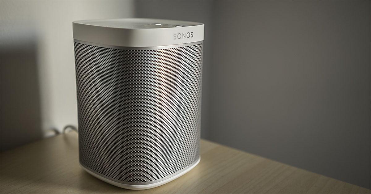Sonos Play 1: Diseño