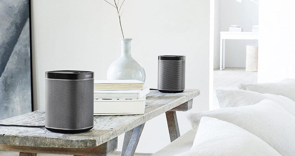 Sonos Play 1: Emparejamiento estéreo