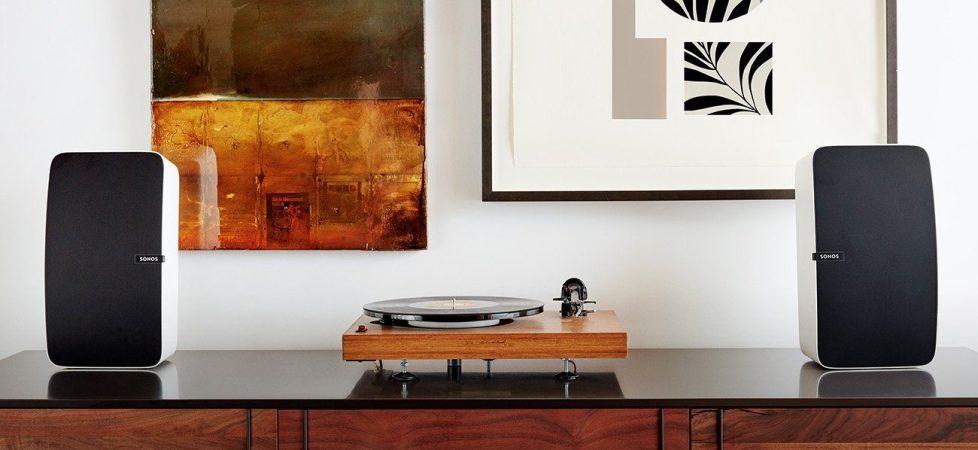 Sonos Play 5 - emparejamiento estéreo