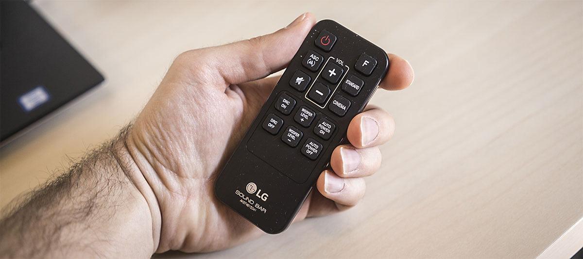 LG SH3B mando