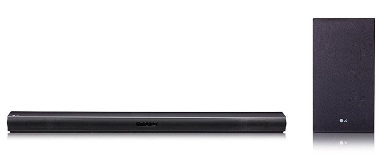Barras de sonido baratas: LG SJ4