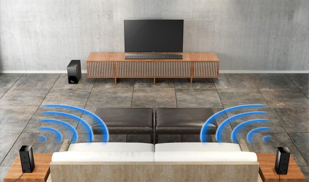 Barra de sonido 5 1 comparativa de 7 barras con altavoces for Barra surround