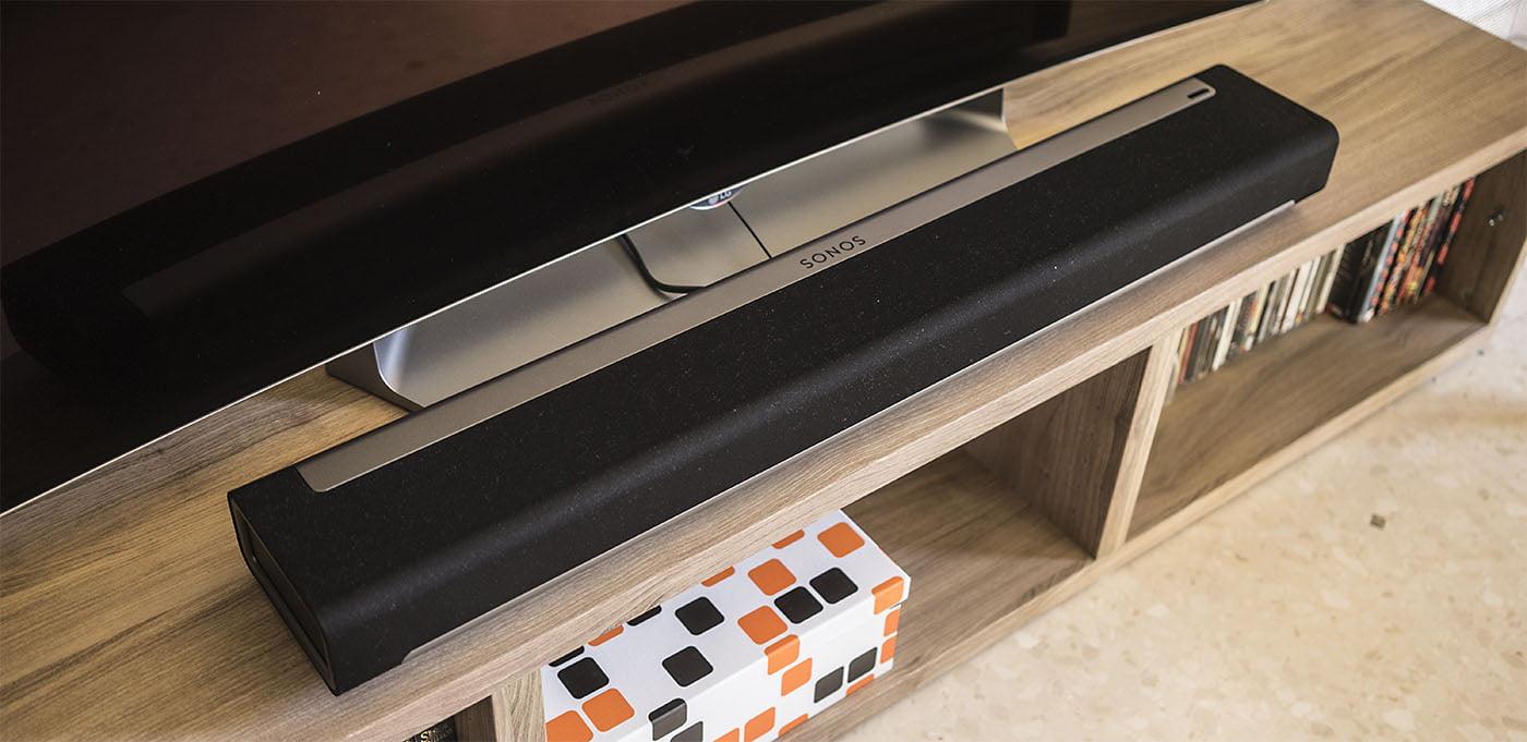 Sonos Playbar - apariencia