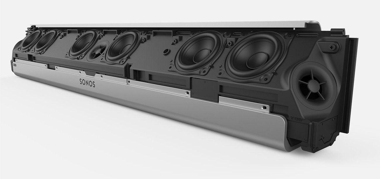 Sonos Playbar en el interior