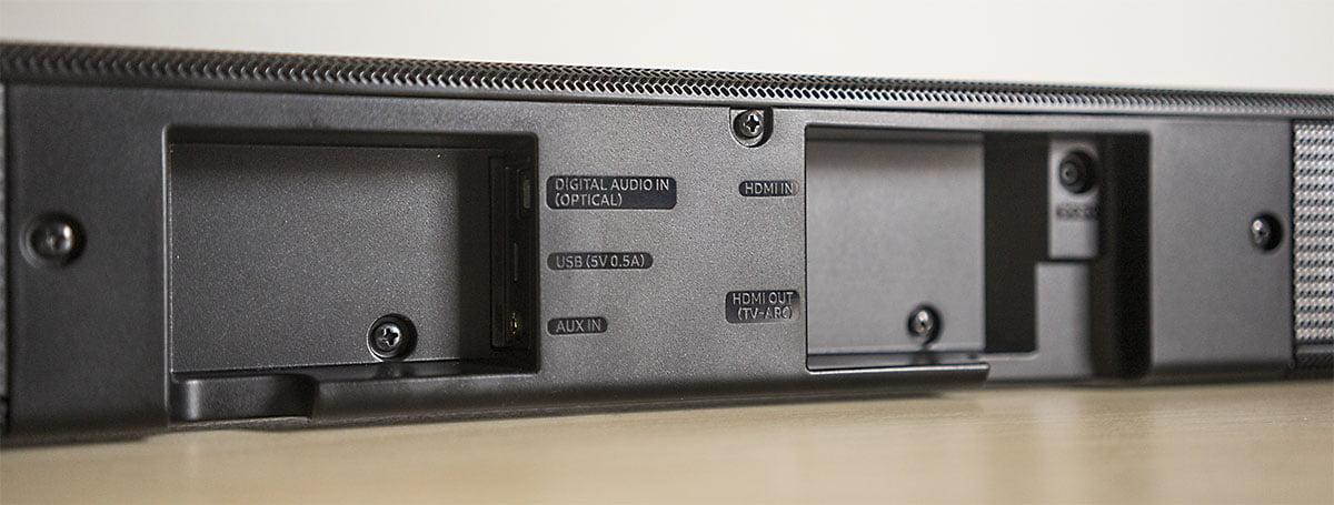 Samsung HW-K450 conexiones