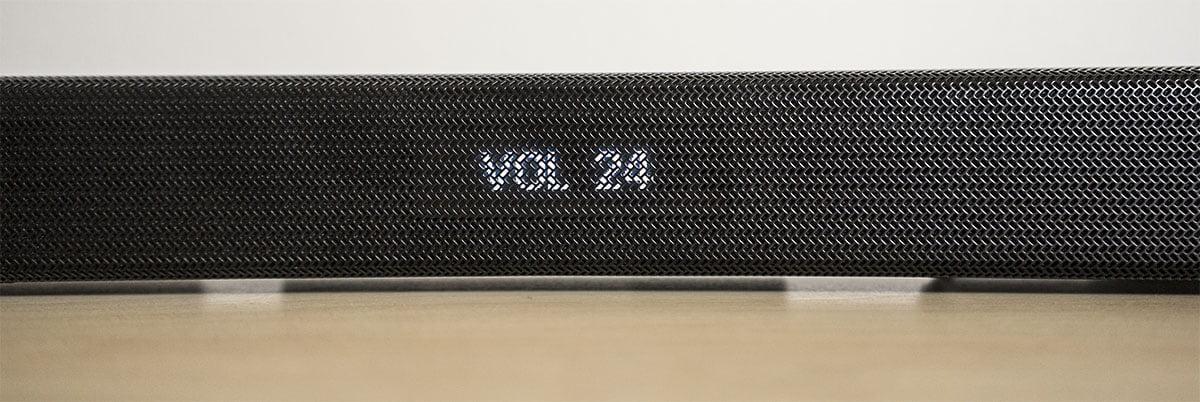 Samsung HW-K450 lcd