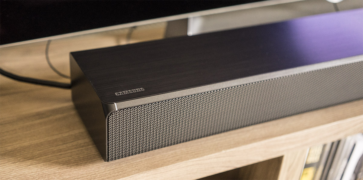 Samsung HW-MS650: Diseño