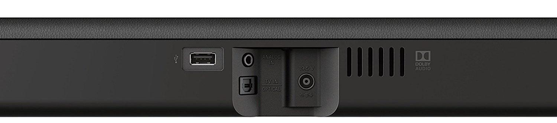 Sony HT-MT300: Conexiones