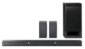 Barra de sonido 5.1: Sony HTRT3