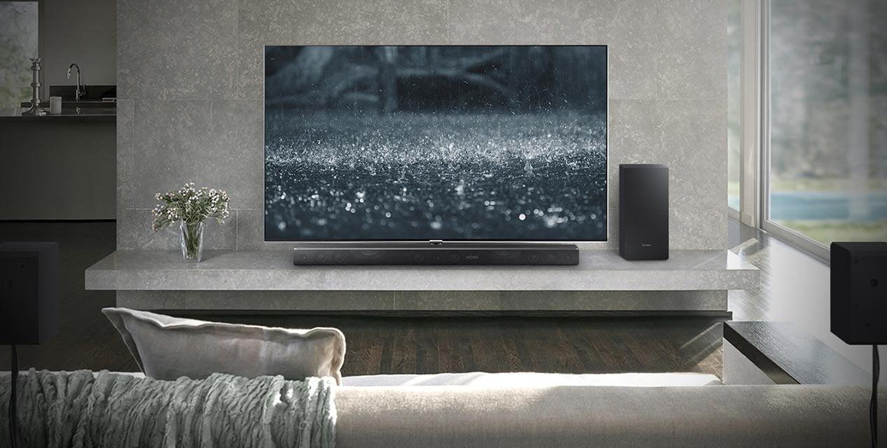 Samsung HW-K950: Calidad de sonido