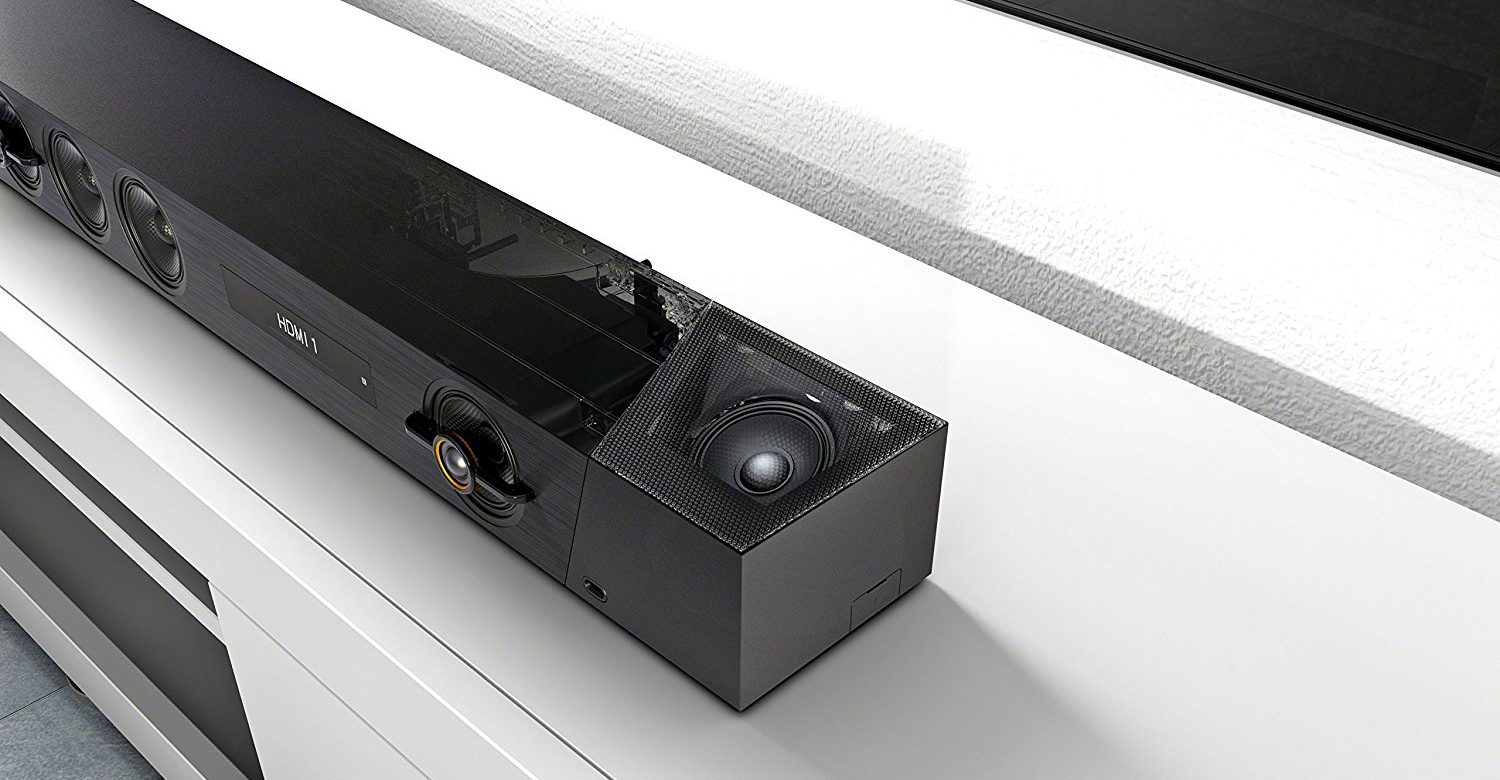 Sony HT-ST5000: Drivers
