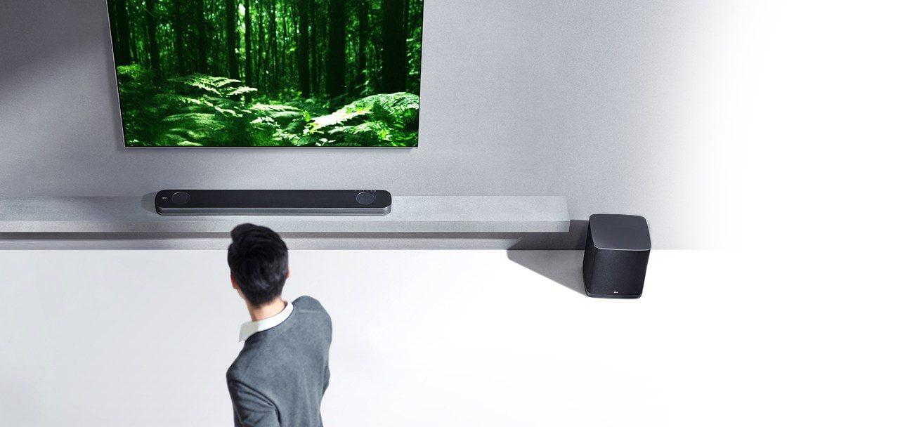 LG SJ9: Calidad de sonido