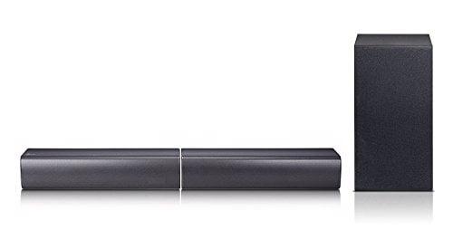 LG SJ7: Análisis – La barra de sonido que se convierte en dos altavoces