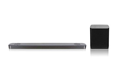 LG SJ9: Análisis – Barra de sonido con Subwoofer y Dolby Atmos