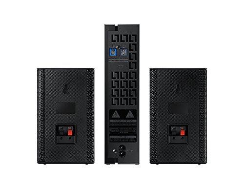 Samsung SWA-9000S: Conexiones