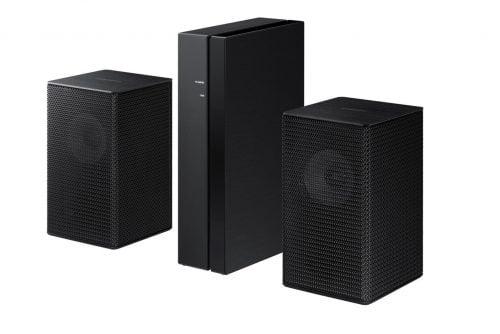Samsung SWA-9000S: Altavoces traseros para las Samsung Sound +