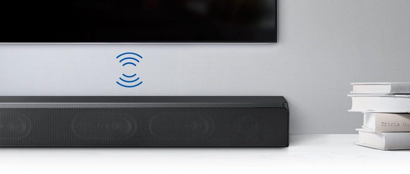 Samsung HW-MS550: Calidad de sonido