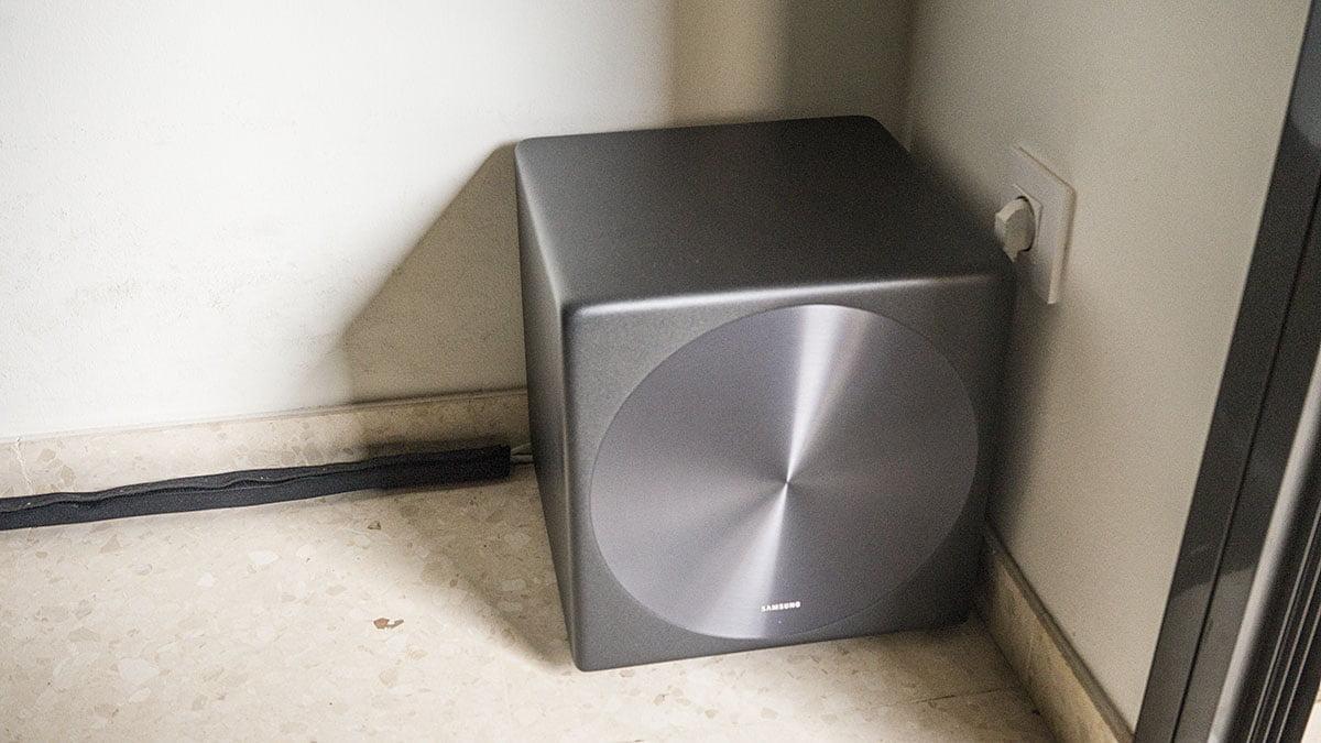 Samsung SWA-W700: Calidad de sonido