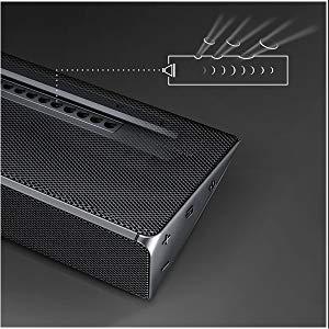 Samsung HW-N650: Acoustic Beam