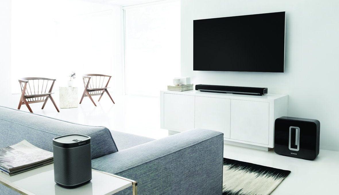 Altavoces para TV: Barras de sonido
