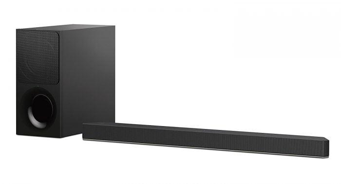 Sony HT-XF9000: Especificaciones