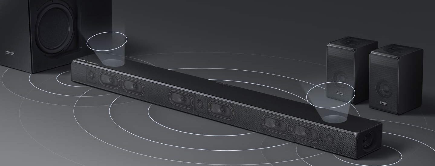 Samsung HW-N950: Transductores