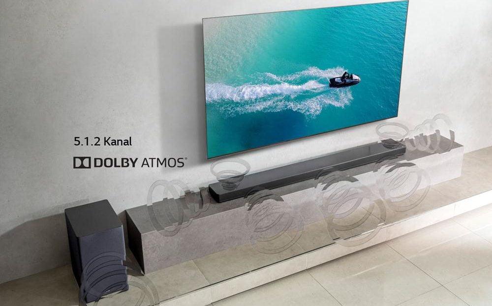 LG SK10Y: Calidad de sonido