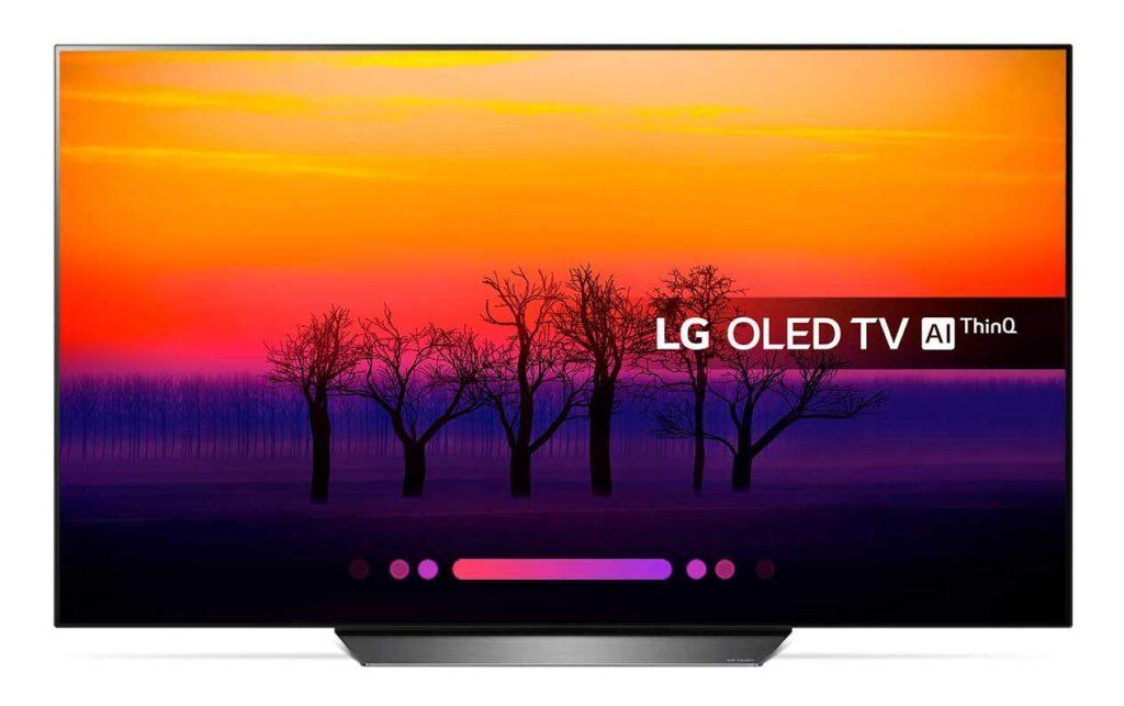 Qué televisor comprar: LG OLED55B8PLA