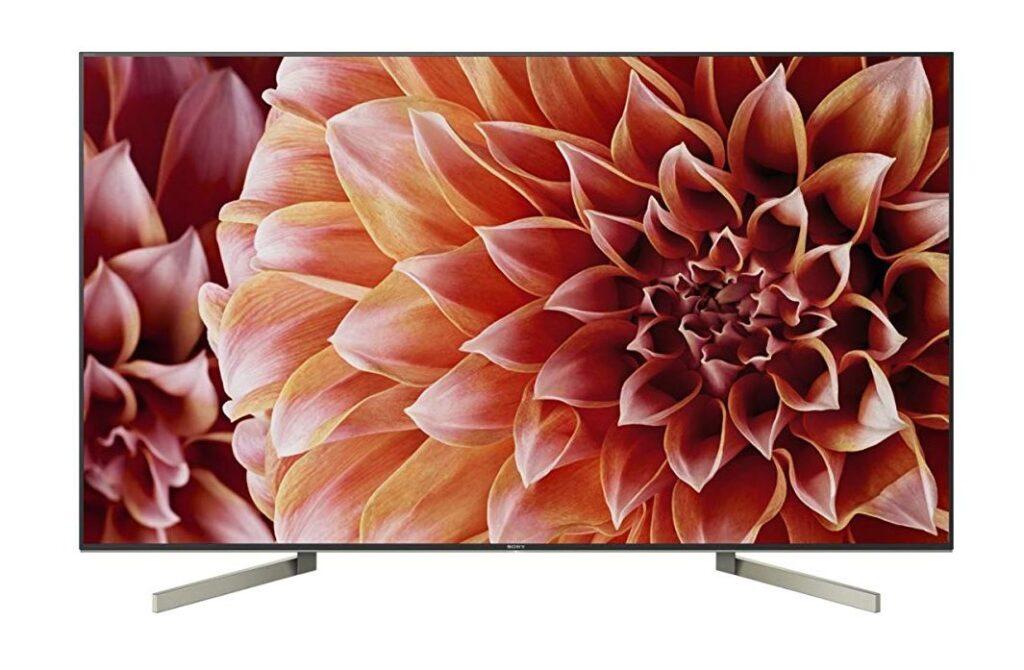 Qué televisor comprar: Sony X900F