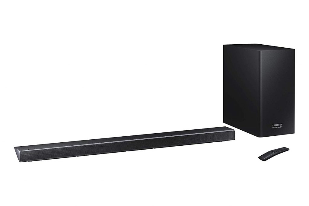Samsung HW-Q70R: Conexiones