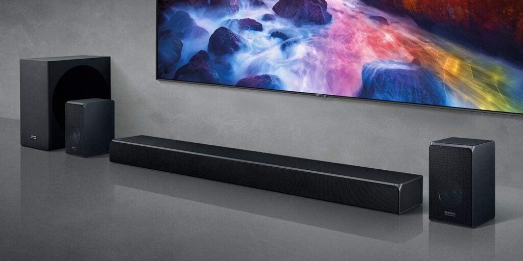 Samsung HW-Q90R: Calidad de sonido
