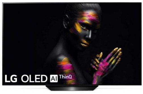 Qué televisor comprar: LG B9