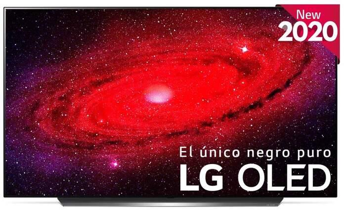 Qué televisor comprar: LG OLED CX