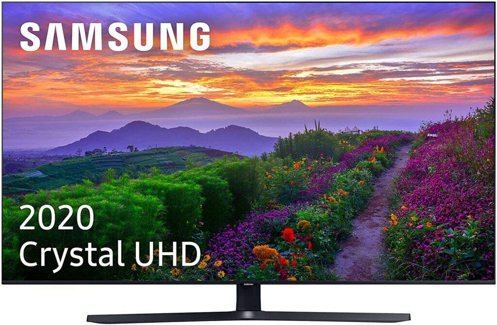 Qué televisor comprar: Samsung Crystal UHD