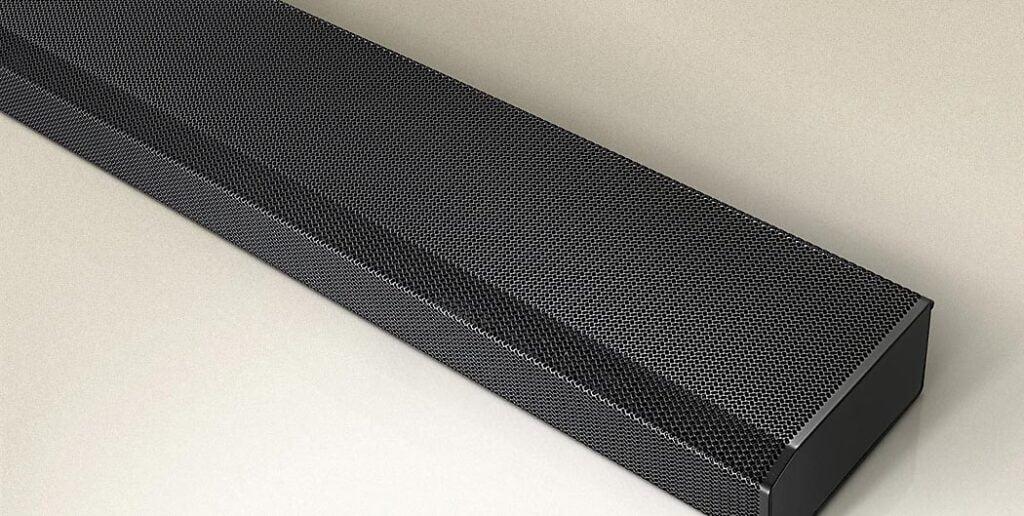 Samsung HW-Q800A: Diseño